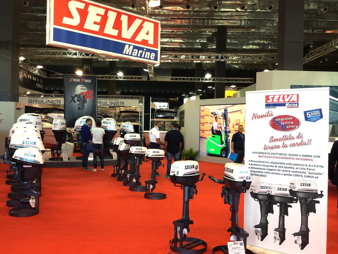 Le novità Selva al 58° Salone Nautico di Genova